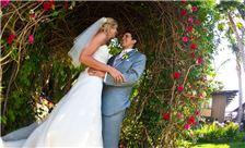 Humphreys outdoor wedding site