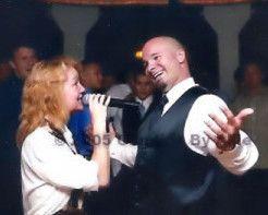 Joseph with San Diego DJ Party Pam