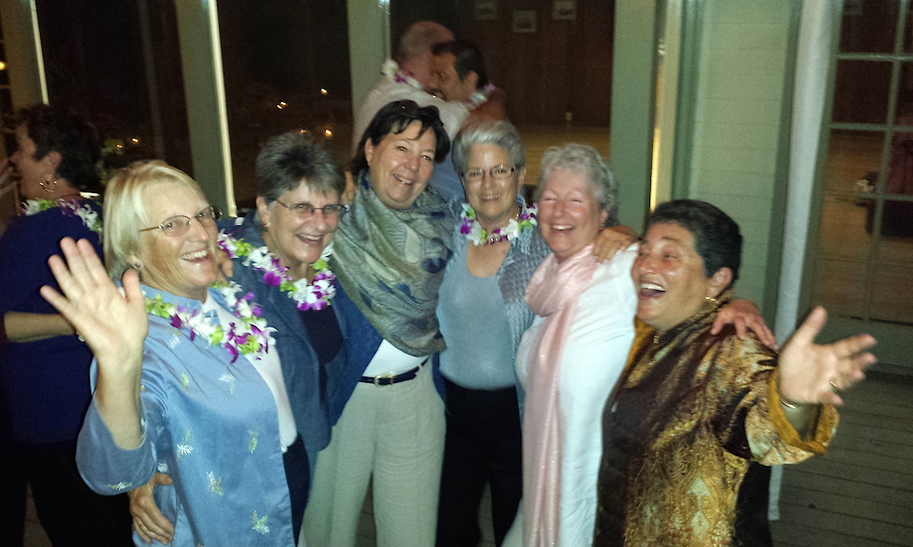Inside Martin Johnson House for San Diego wedding