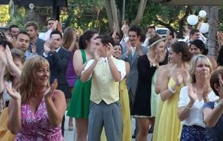 Steve & Taylor's wedding at Bernardo Winery